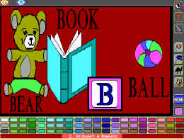 dos系统界面图片_Magic Crayon--魔术彩笔,DOS时代鼎鼎有名的儿童涂色软件 奇奇玩 ...